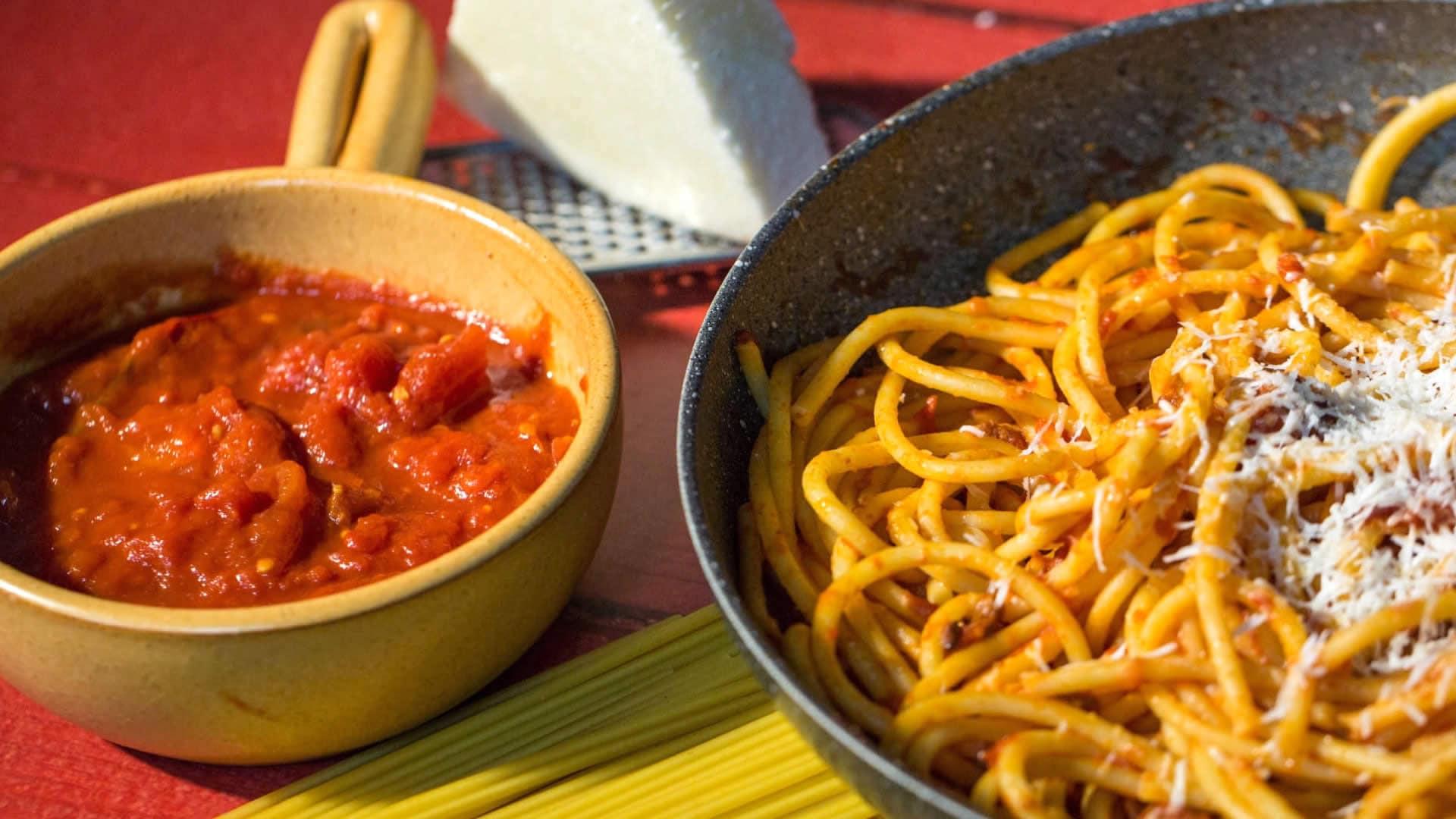 Foto Pasta all'Amatriciana