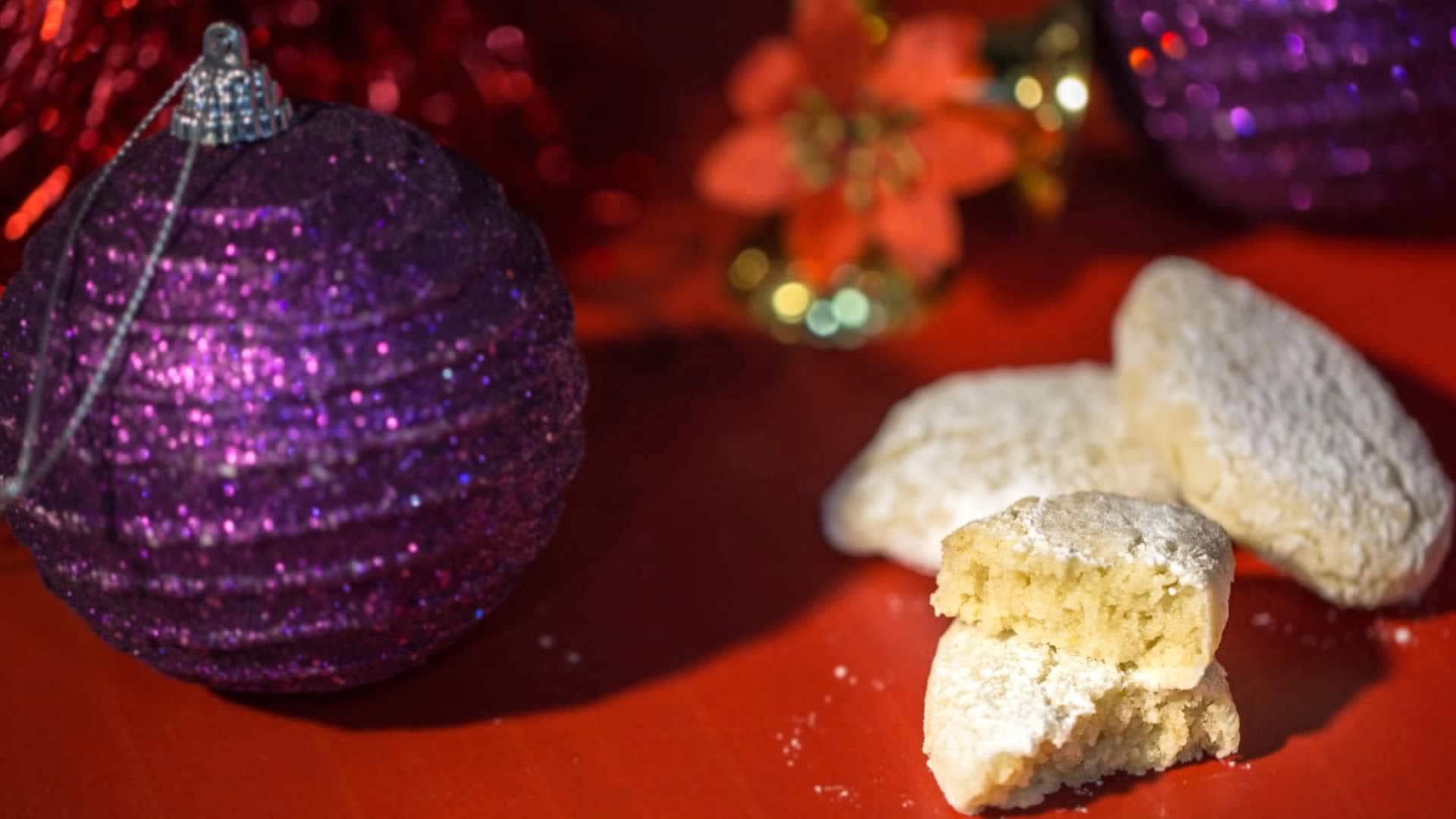 Foto Ricciarelli - Biscotti Natalizi alle Mandorle