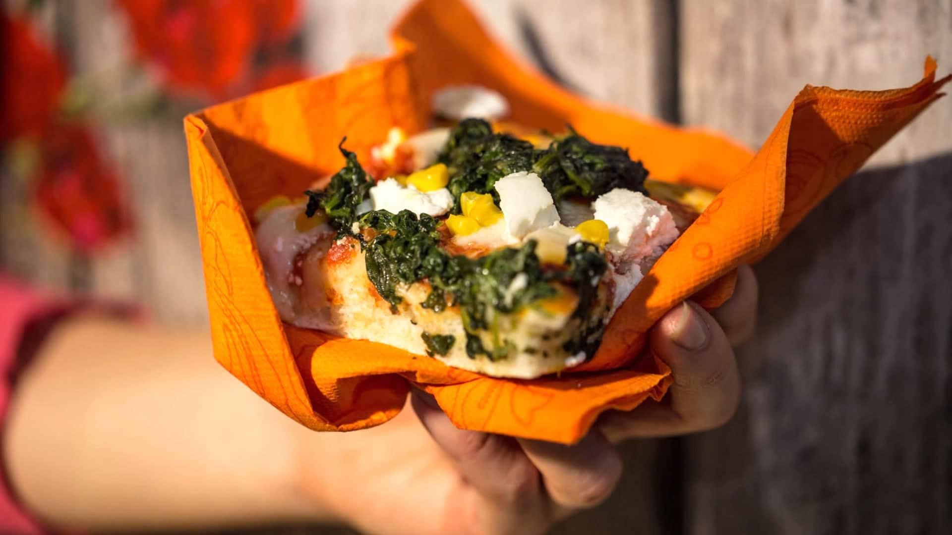 Foto Pizza al Taglio - Alta e Soffice