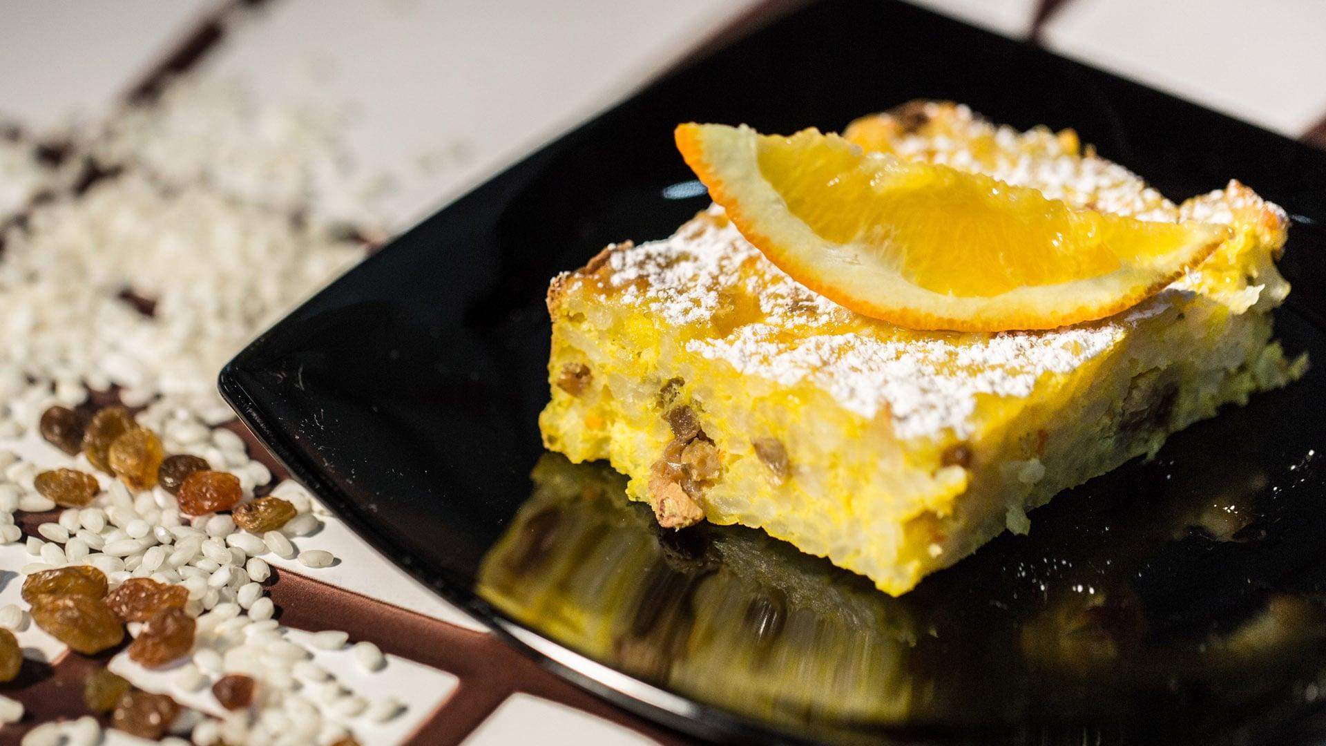 Foto Torta di Riso - Senza Glutine e Senza Burro