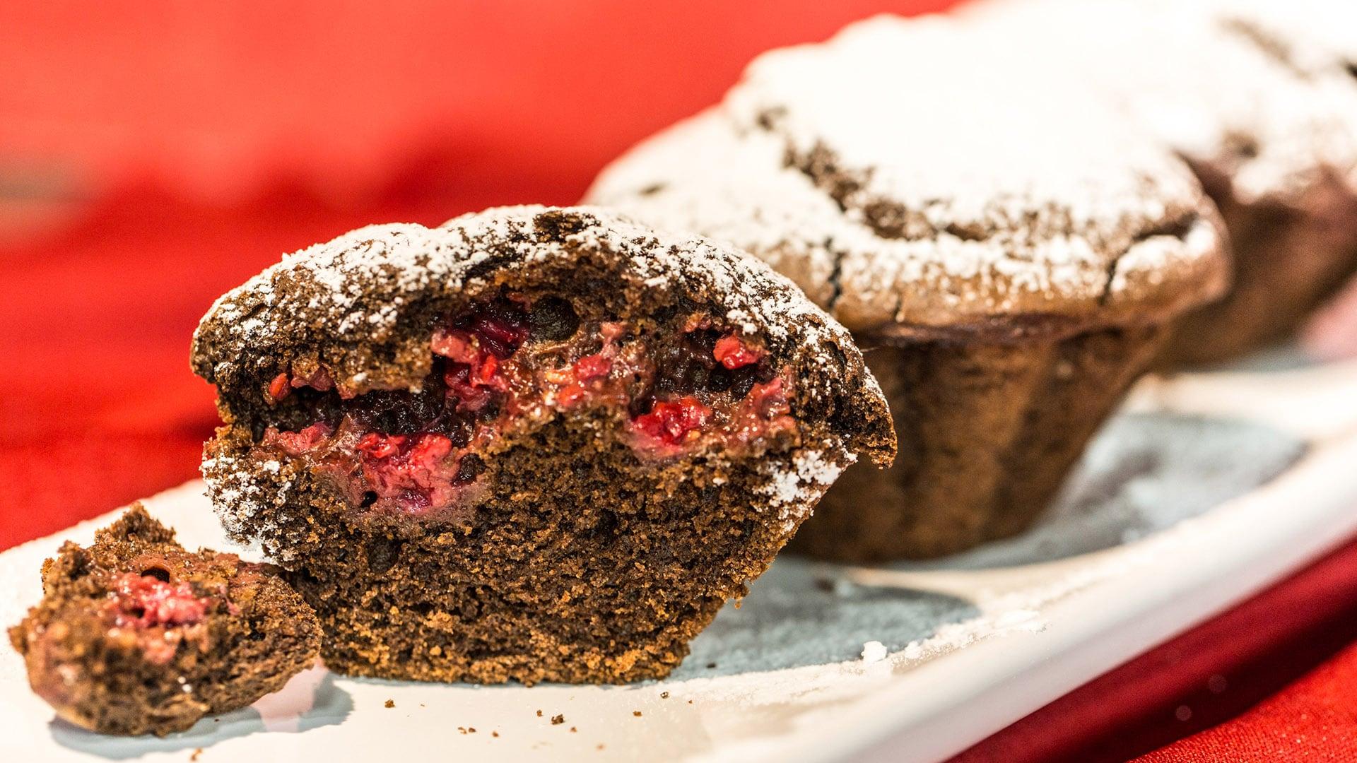 Foto Muffin Cannabis e Cacao