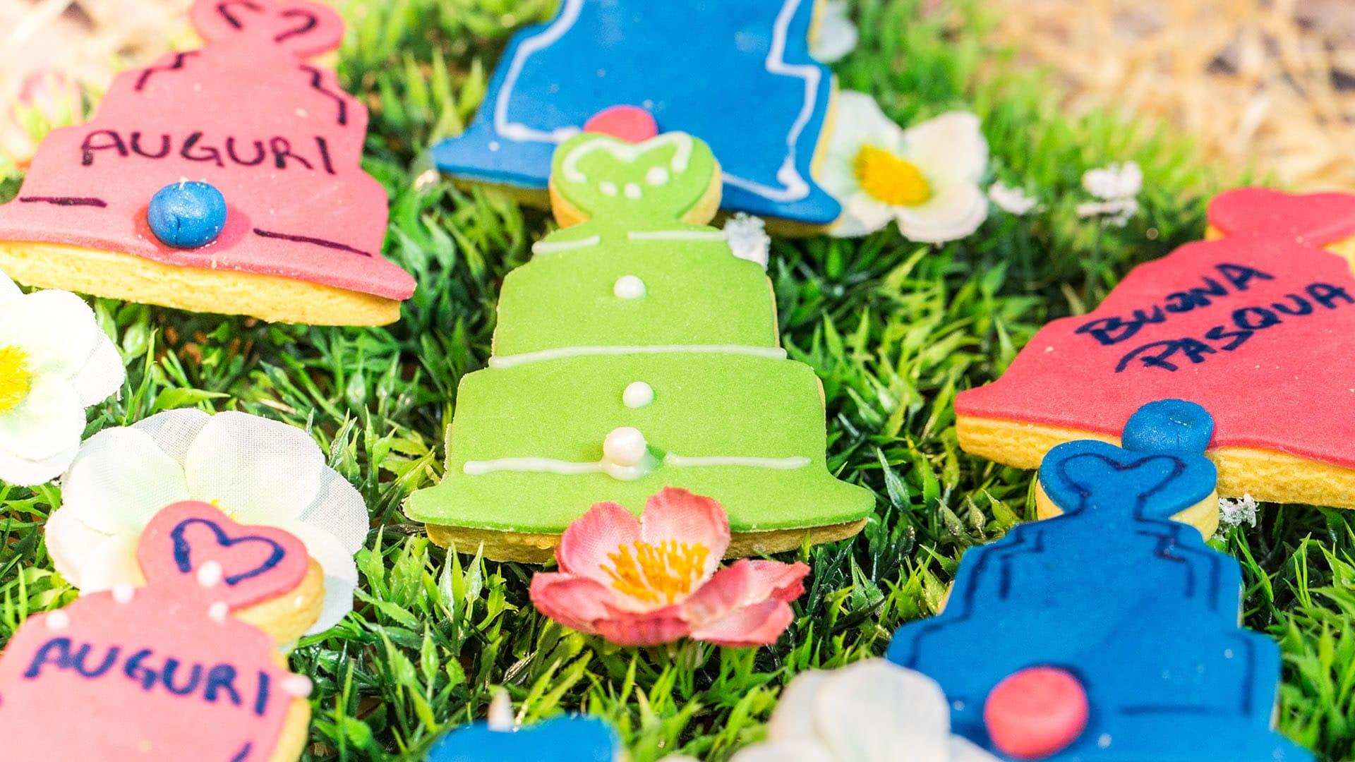 Foto Biscotti Frollini Facilissimi - Campane di Pasqua