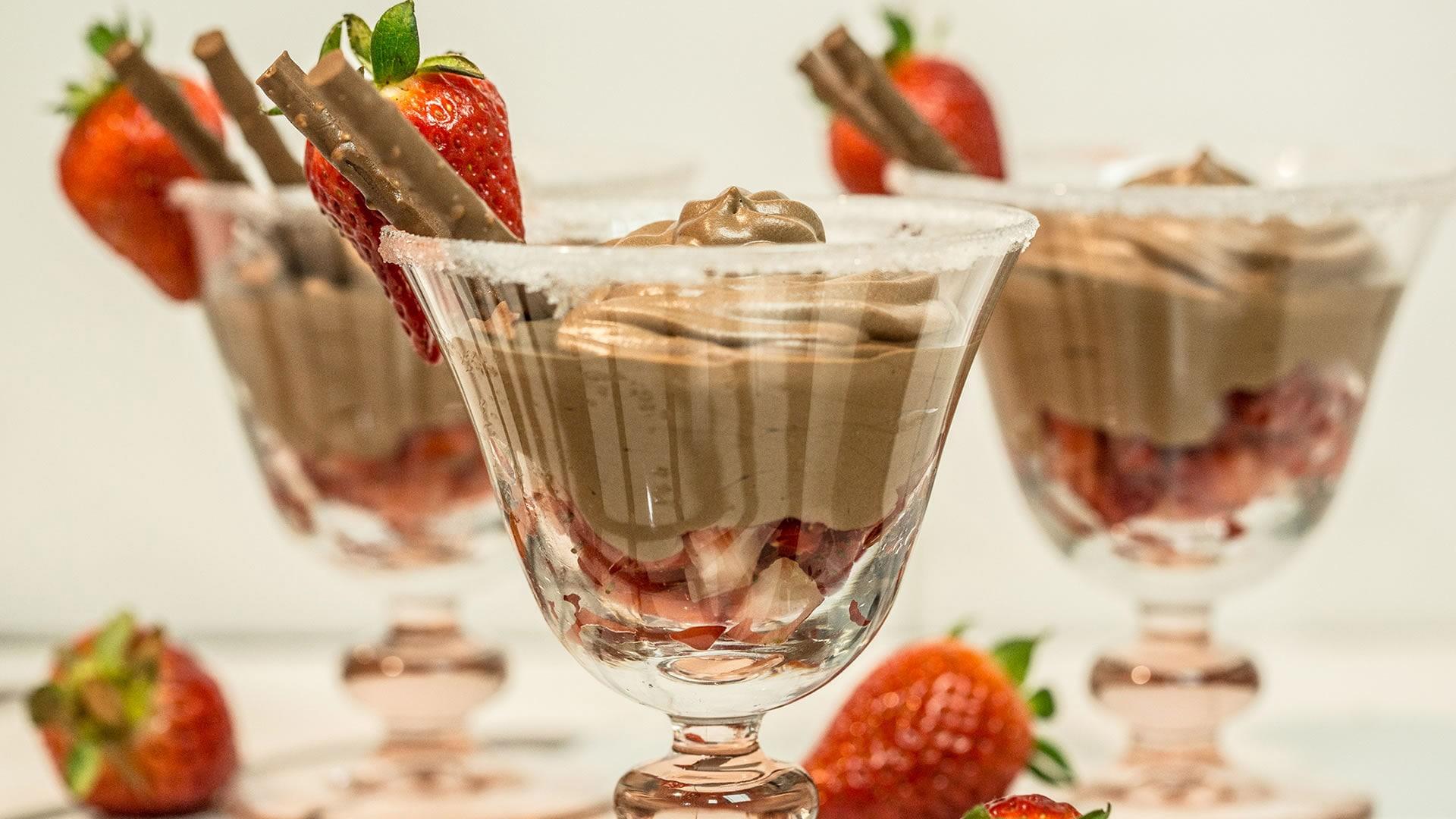 Foto Mousse al Cioccolato