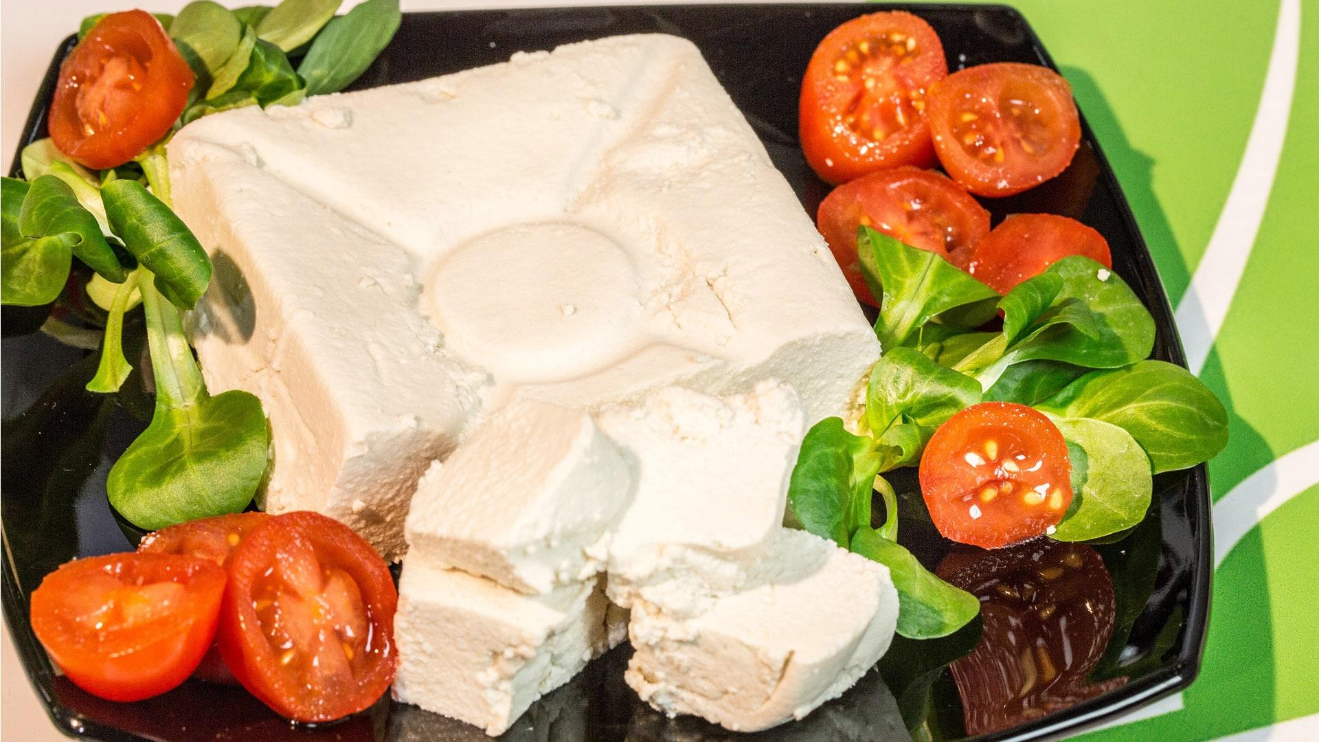 Foto Tofu Fatto in Casa con Nigari