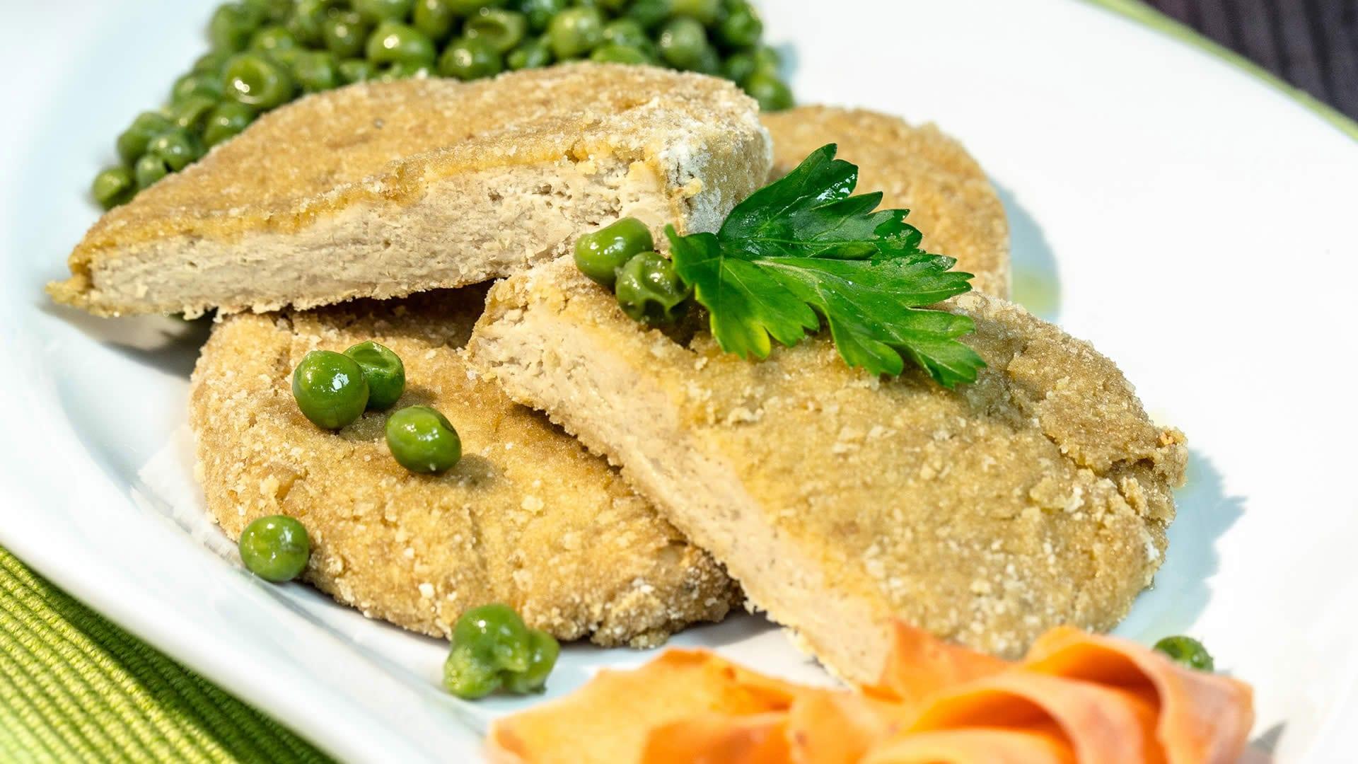 Foto Bistecche di Soia con Tofu