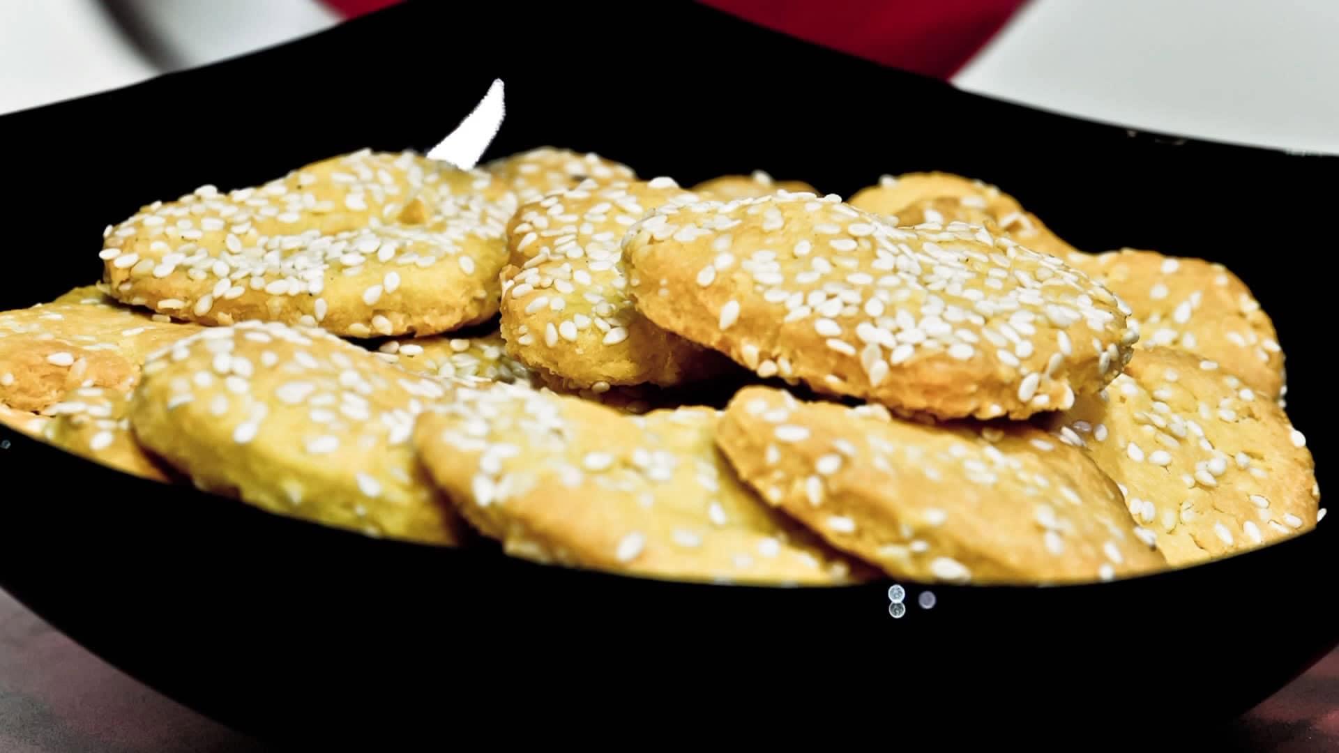 Foto Biscotti al formaggio - cuoricini salati di San Valentino