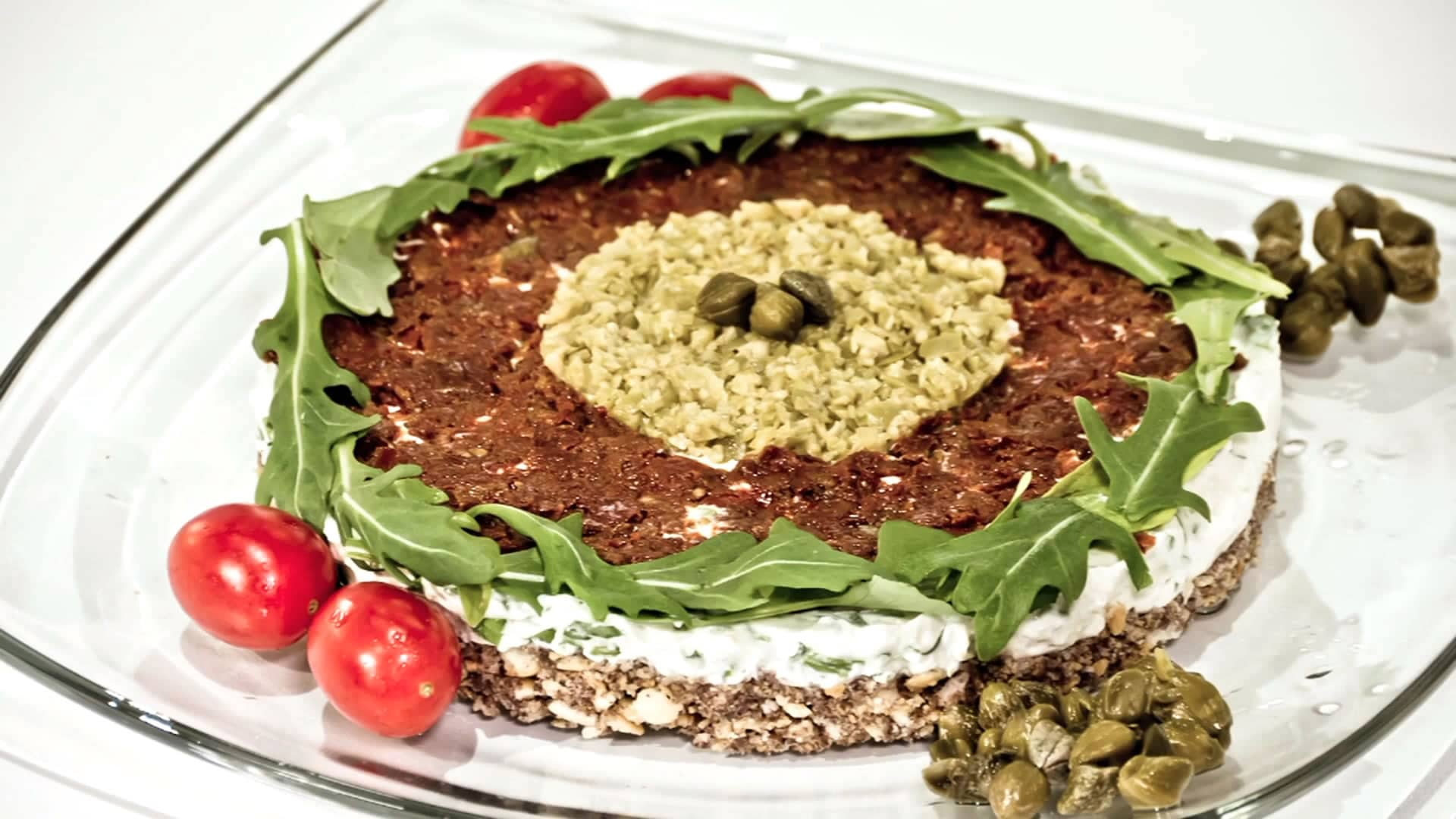 Foto Cheesecake salata