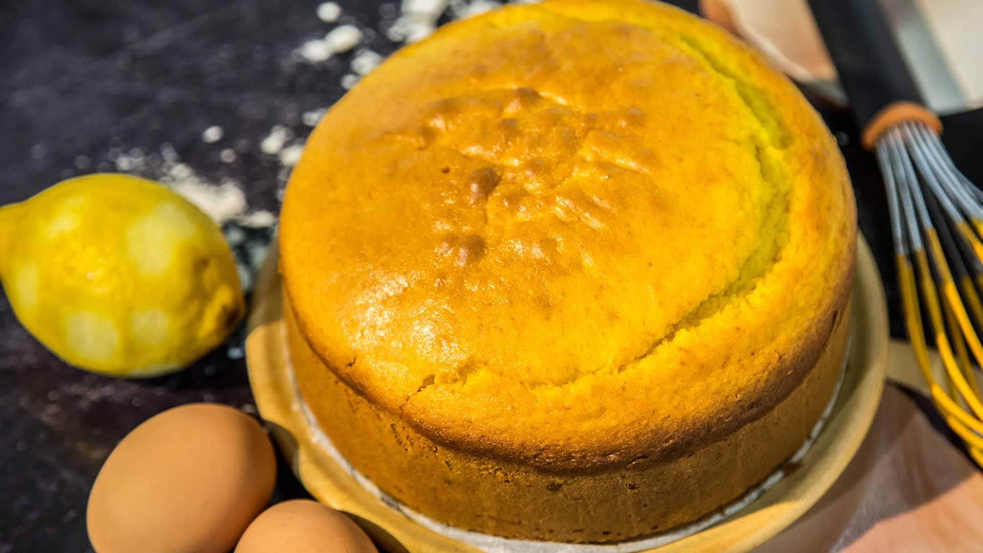 Foto Torta Madeira Facilissima - A Modo Mio