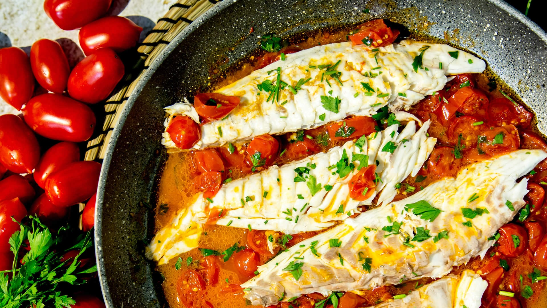 pesce all'acqua pazza - Come Si Cucina Il Pesce