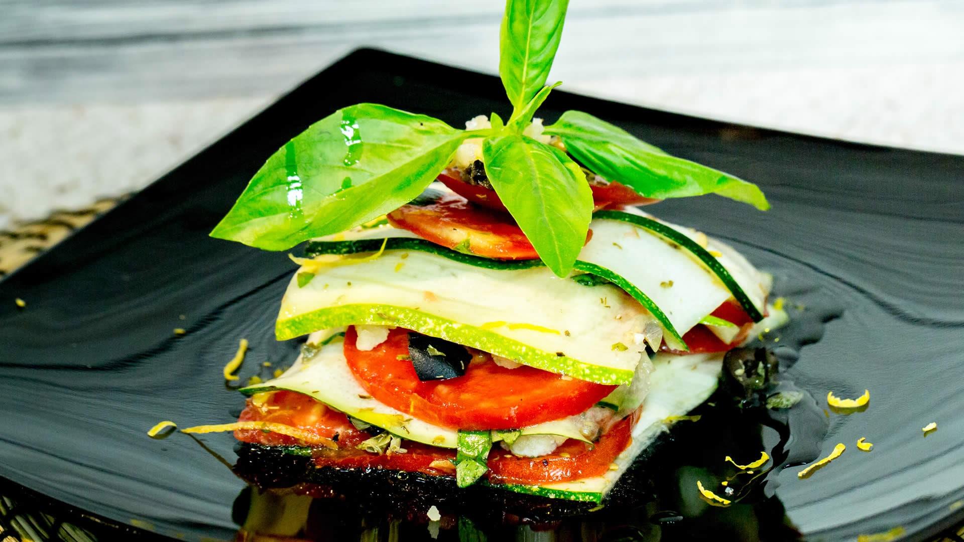 Foto Lasagne di Zucchine Crudiste