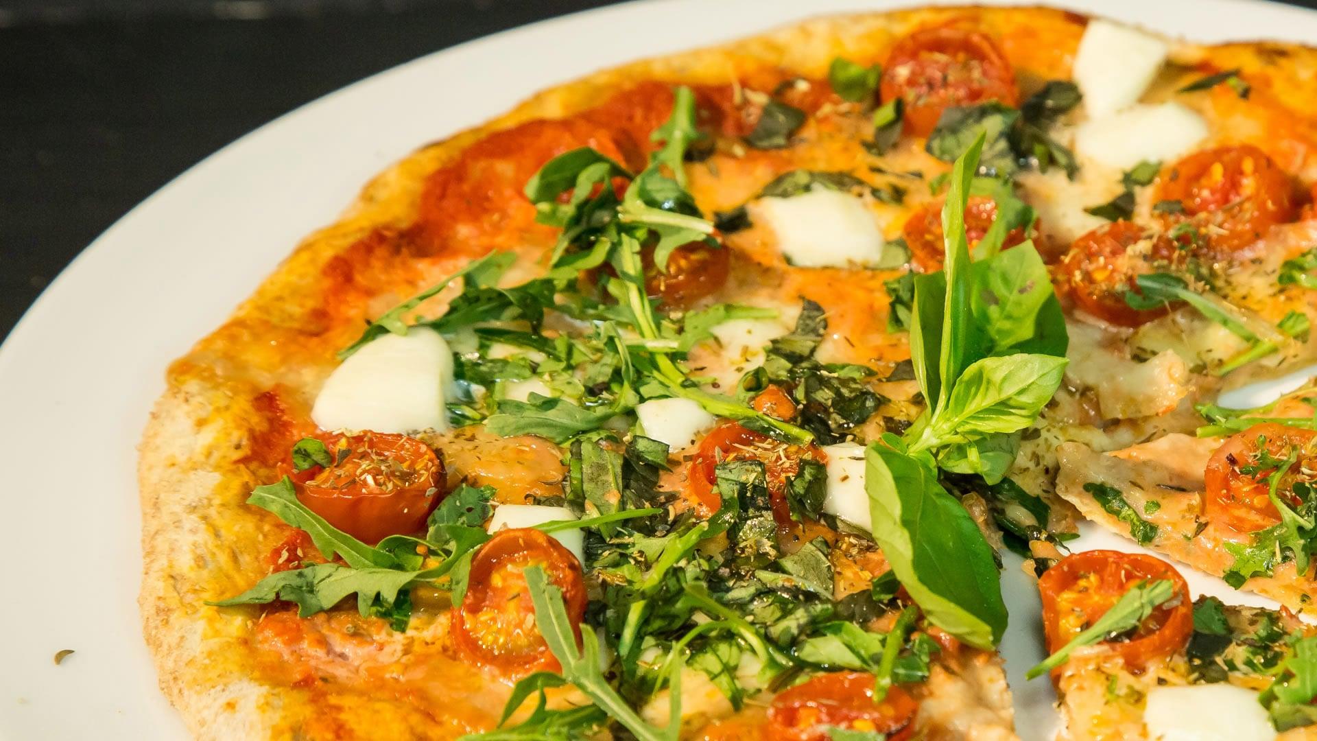 Foto Pizza Integrale (A Lunga Lievitazione)