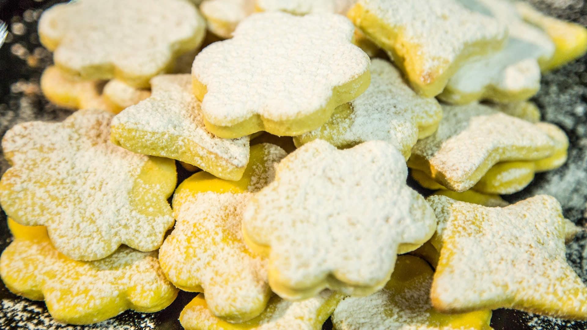 Foto Biscotti in Padella Facilissimi