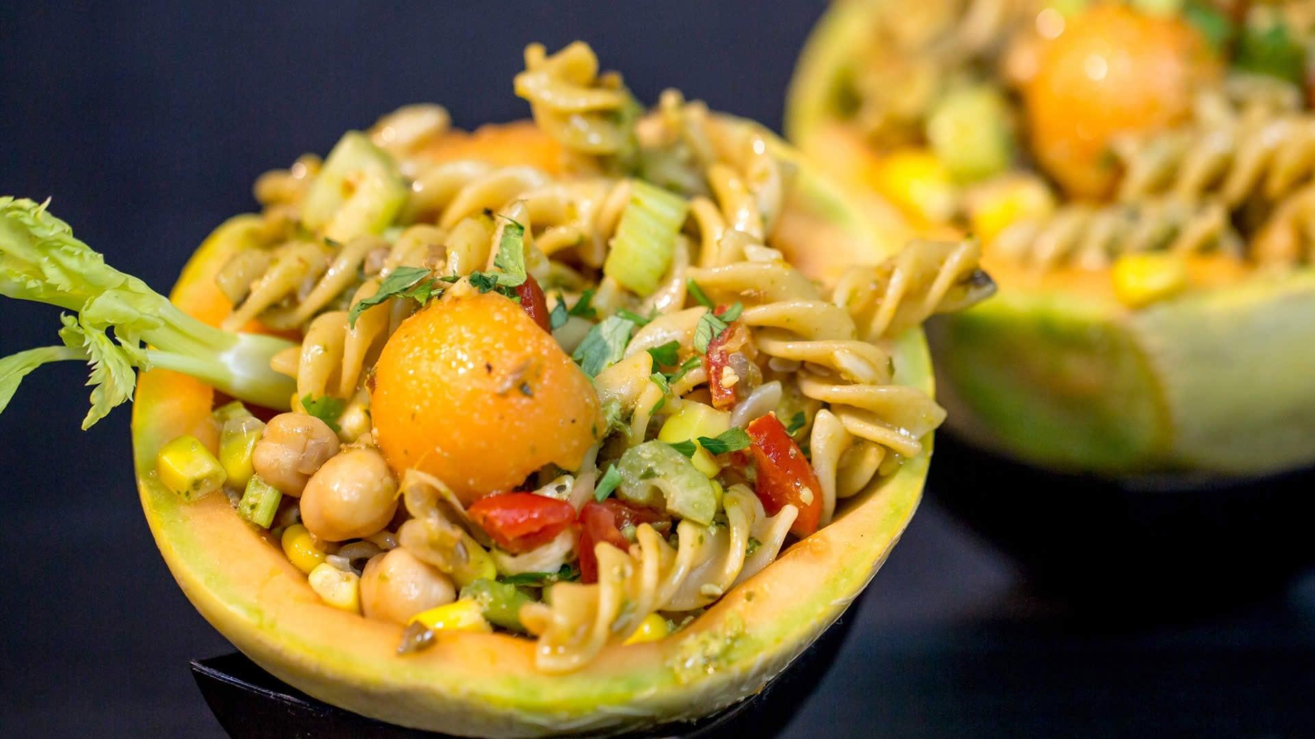 Pasta fredda insalata di pasta for Insalate ricette