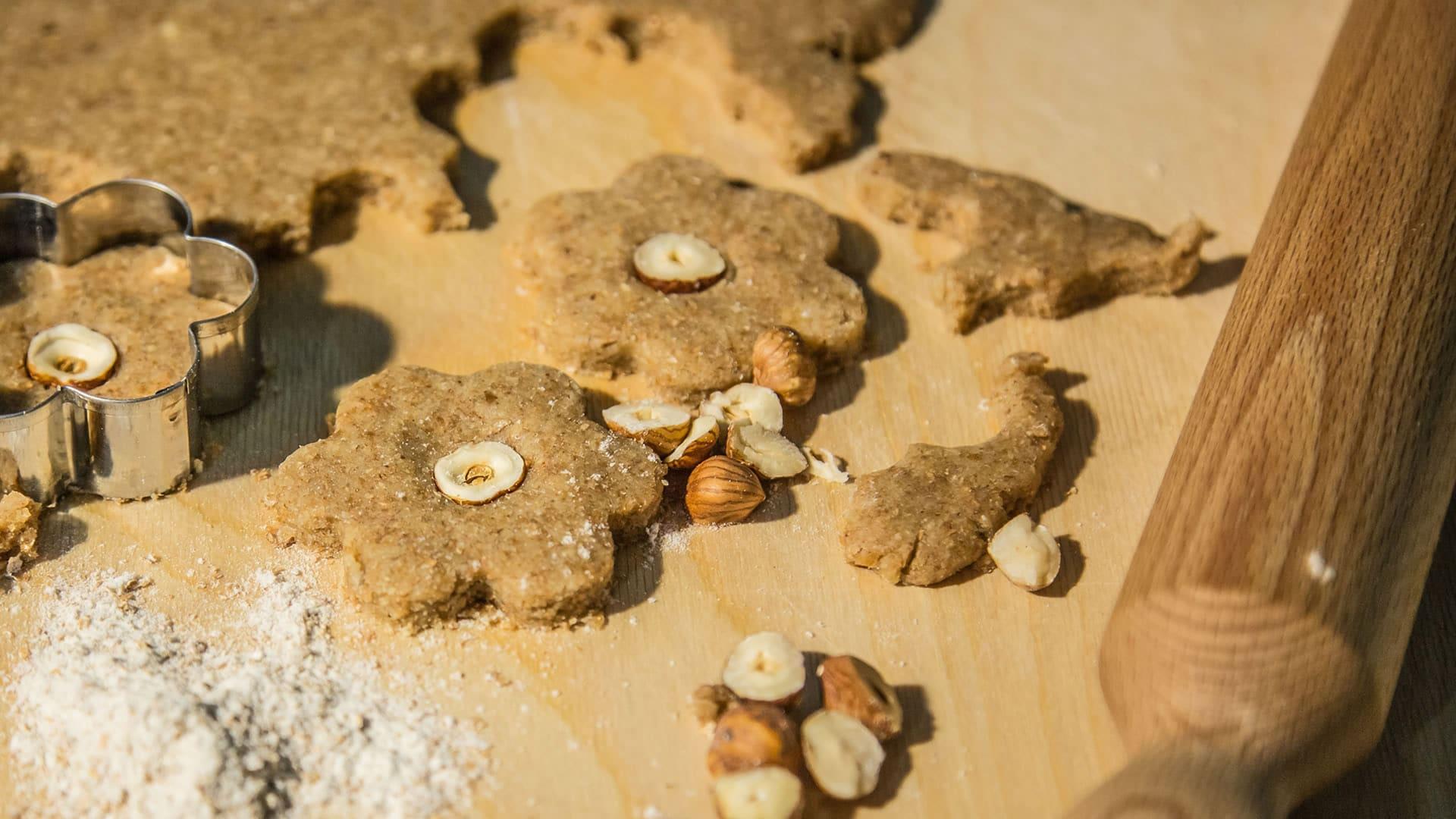 Foto Biscotti Integrali Vegani Senza Zucchero Aggiunto