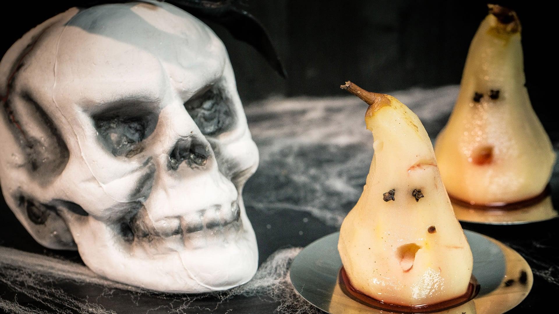 Foto Pere Cotte - Pere Fantasma di Halloween