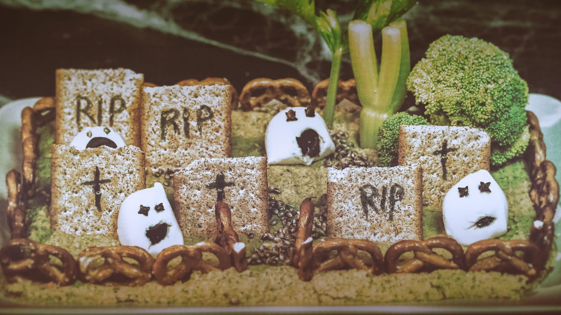 Foto Cimitero di Halloween