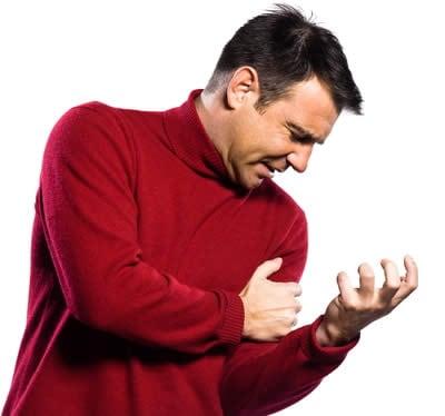 formicolio braccio sinistro