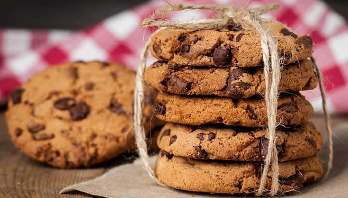 Biscotti , Ricette Classiche, Light, Vegan e Senza Glutine