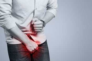 lievi sintomi di prostatite