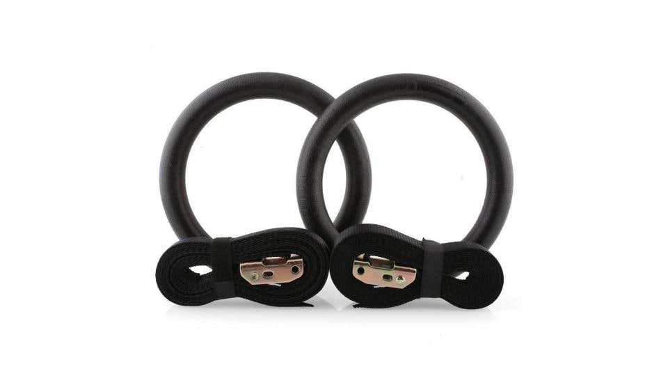 anelli ginnastica