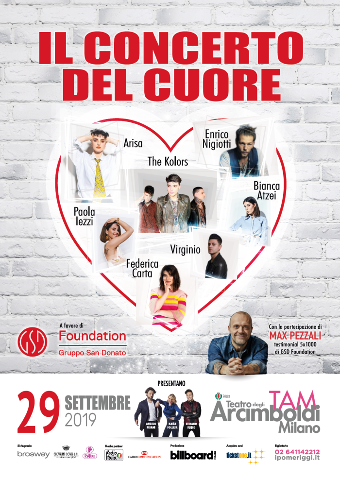 concerto del cuore