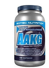 AAKG - Scitec Nutrition - Arginina α-chetoglutarato