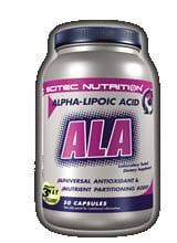 Alpha lipoic acid - Scitec nutrition