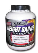 Weight gainer hardcore - Muscletech