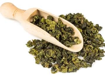 tè oolong essiccato