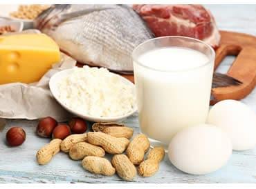 Proteine - Alimenti Ricchi di proteine