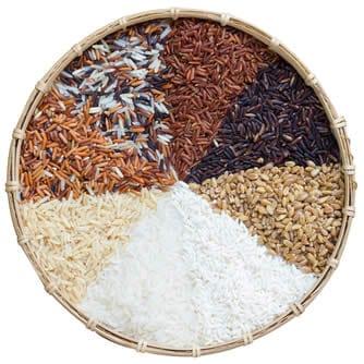 Diversi tipi di riso idea di casa for Tipi di case