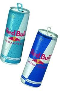 Red Bull Energy Drink - Effetti Red Bull