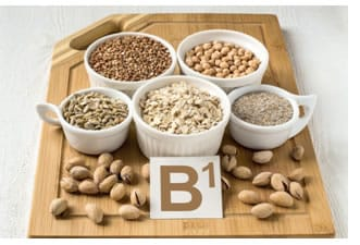 Vitamina B1 alimenti apportatori