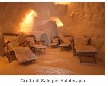 Grotta di Sale Haloterapia