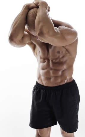 magro programma di allenamento magro