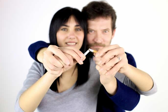 Le ragazze quando smise di fumare questo cambiarono