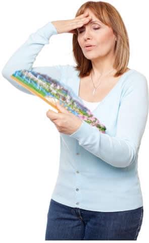 Vampate di Calore in Menopausa