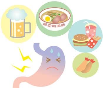 Alimentazione e reflusso gastroesofageo