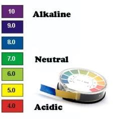 pH urinario