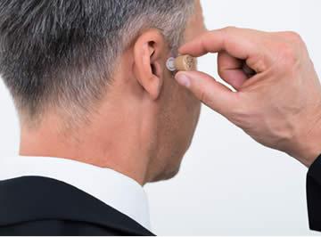 apparecchio acustico endoauricolare