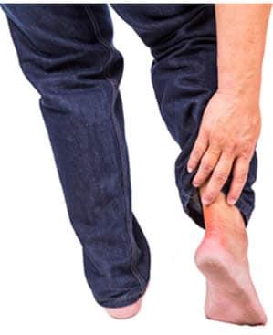 Tendinite alla Caviglia
