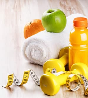 prova costume allenamento dieta