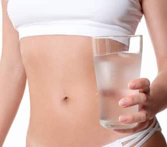 ritenzione idrica acqua