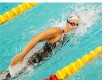 nuoto test