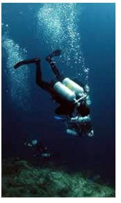 Ansia subacquea