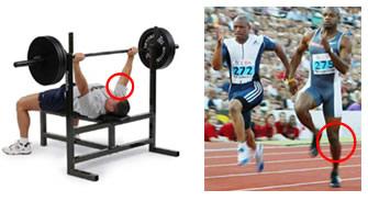 strappo muscolare sport