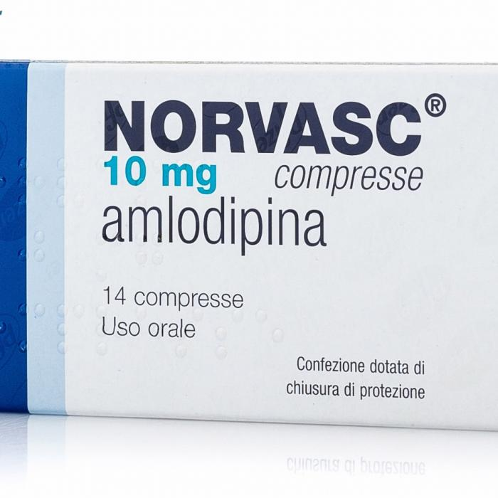 farmaco norvasc 5mg
