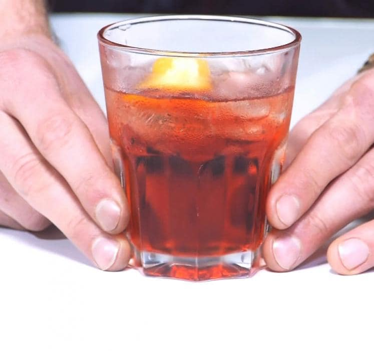 Negroni - Cocktail